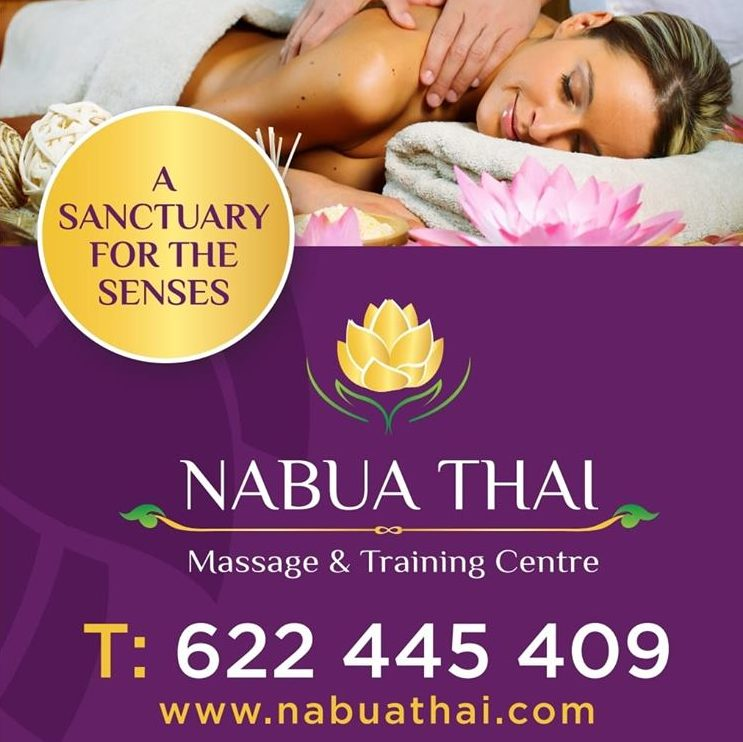 Nabua Thai Massage.